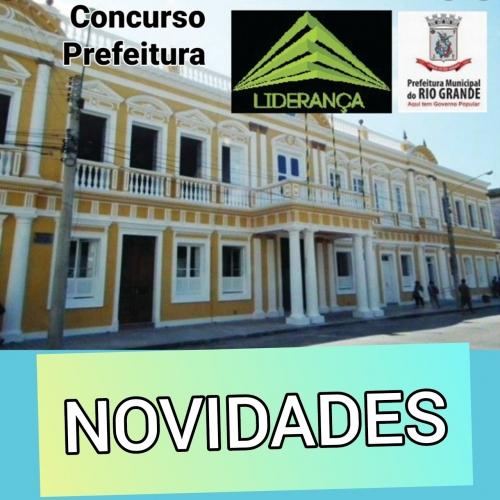 Novo cronograma Prefeitura Rio Grande RS